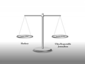 The Scales of Beer Justice