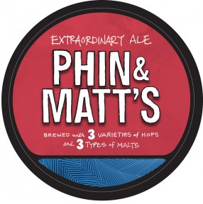 Phin and Matt's Logo